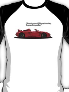 Carrera GT Tribute T-Shirt