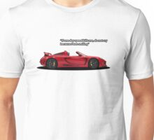 Carrera GT Tribute Unisex T-Shirt
