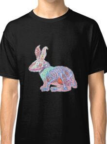 Disgruntled Rabbit Anatomy Classic T-Shirt