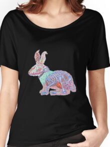 Disgruntled Rabbit Anatomy Women's Relaxed Fit T-Shirt