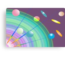 The Egg's Place in the Universe Canvas Print