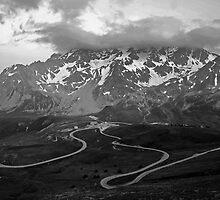 Col du Galibier, France by Eamon Fitzpatrick