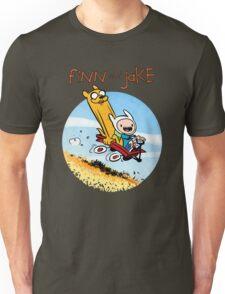 Finn and Jake Unisex T-Shirt