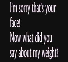 I'm Sorry... by Dawn M. Becker