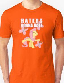 Fluttershy and butterflies T-Shirt