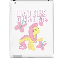 Fluttershy and butterflies iPad Case/Skin