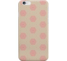 Abstract Triangle Sandy Pattern iPhone Case/Skin