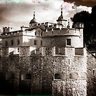 Tower of London by Charlotte Lake