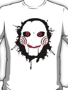 Jigsaw Spatter T-Shirt