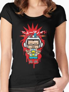 Humanoid Women's Fitted Scoop T-Shirt