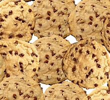 Homemade Chocolate Chip Cookies by Blkstrawberry