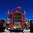 Hot Rod calendar by DiamondCactus