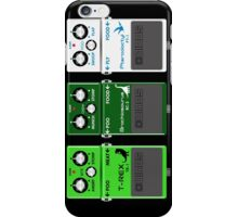 Dinosaur Effects Pedals iPhone Case/Skin