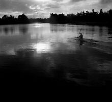 Lilydale Lake  by Andrew  Makowiecki