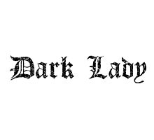 Dark Lady Black by FireFairy