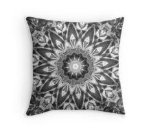 Chrystal Kaleidoscope 04 Throw Pillow