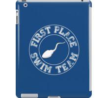 First Place - Swim Team iPad Case/Skin