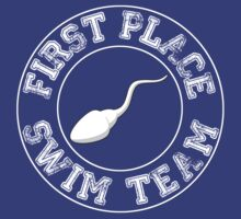 First Place - Swim Team by cpinteractive