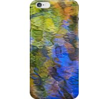 Tangerine Twist Mosaic Abstract iPhone Case/Skin