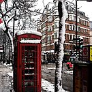 London Snow by MaggieGrace