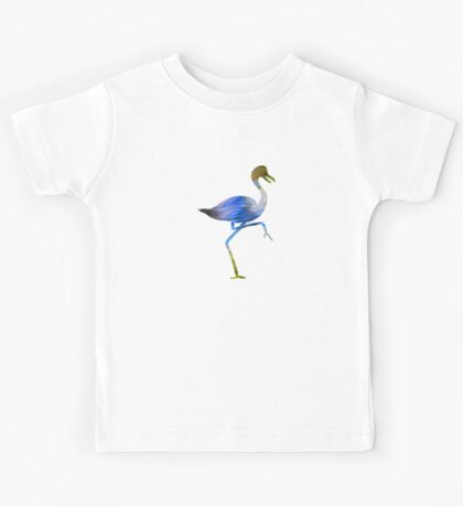 Tropical Mosaic Abstract Kids Tee