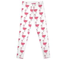 Fabulous Flamingo Leggings