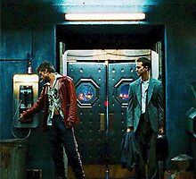 Fight Club by tyler-is-real