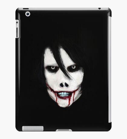 GO TO SLEEP - Jeff the Killer iPad Case/Skin