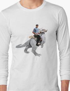 Spock rides the Tantan T-Shirt