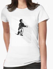 MESMER HYPNOTIST Womens Fitted T-Shirt