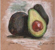 Avocados by Sorana Tarmu