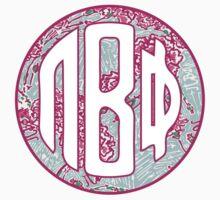 ΠΒΦ Lilly Monogram by emmytyga