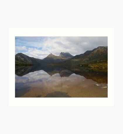 Cradle Mountain Art Print