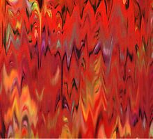 Abstract mess by franceslewis