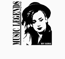 MUSIC LEGENDS - BOY GEORGE Unisex T-Shirt