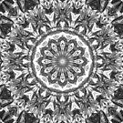 Chrystal Kaleidoscope 05 by Artberry