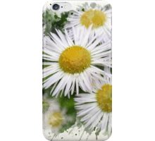 Daisy Watercolor Art iPhone Case/Skin