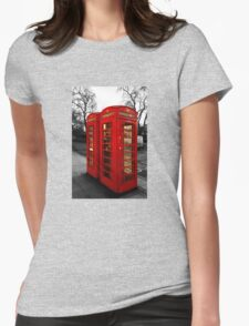 London Box Womens Fitted T-Shirt