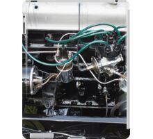 Jensen Engine iPad Case/Skin