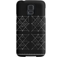 HOLOGRAM SAK YANT 4 UP Samsung Galaxy Case/Skin