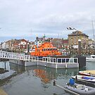 Another view of Weymouth Dorset UK by lynn carter