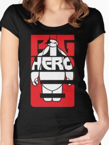 Fat Robot Buddy Women's Fitted Scoop T-Shirt