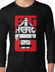 Fat Robot Buddy Long Sleeve T-Shirt