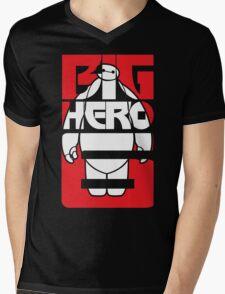 Fat Robot Buddy Mens V-Neck T-Shirt
