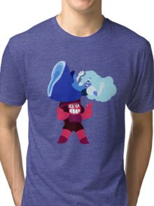 Ruby and Sapphire Tri-blend T-Shirt