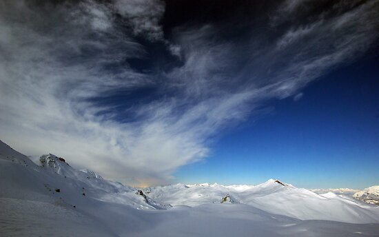 Mountainscape by berndt2