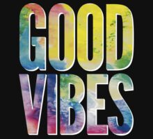 Good Vibes Kids Tee