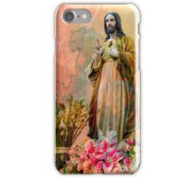 Resurrected Christ iPhone Case/Skin