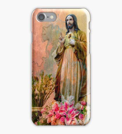 Resurrected Christ iPhone Case/Skin