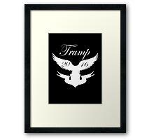 Trump 2016 Presidential campaign Framed Print